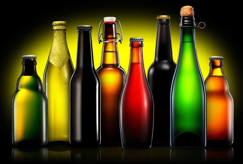挑选合格玻璃瓶的几个标准