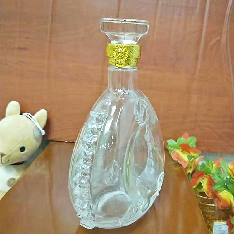 冰花洋酒瓶
