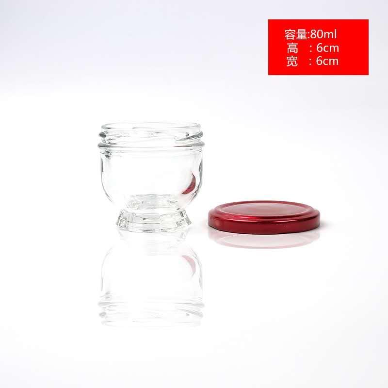 玻璃燕窝瓶